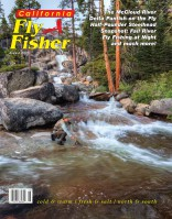 Middle Fork Stony Creek Putah Creek Fly Fishing Report